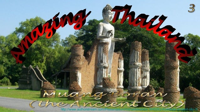Thailand World's biggest open-air museum (3)