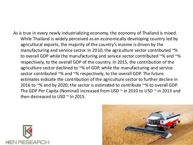 Thailand agricultural machinery market  Thailand Agricultural Equipme…