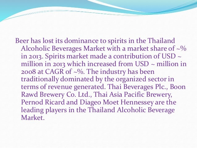 Alcoholic beverages market growth and opportunities to - The net a porter group asia pacific limited ...