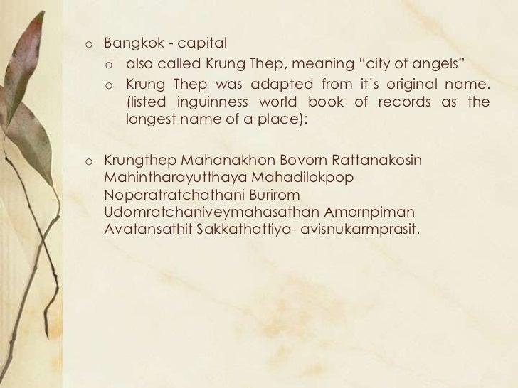 Thailand Architecture Slide 3