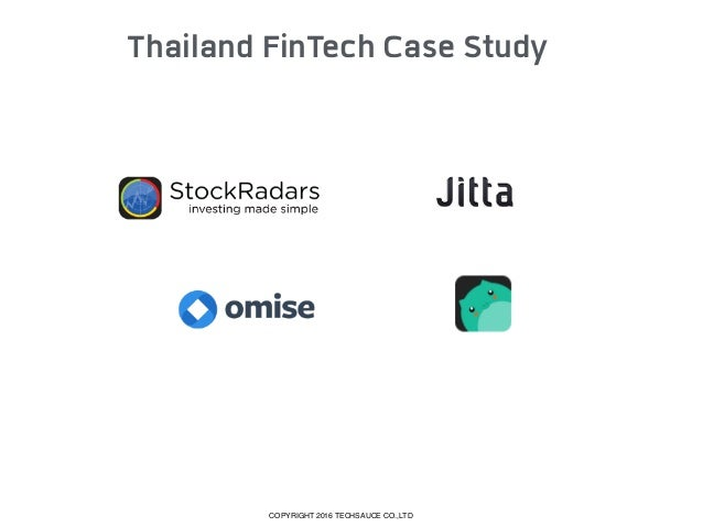 Thailand FinTech Case Study Key highlight • The winner of dtac accelerate Batch 2 • Piggipo has partnered with Maybank to...