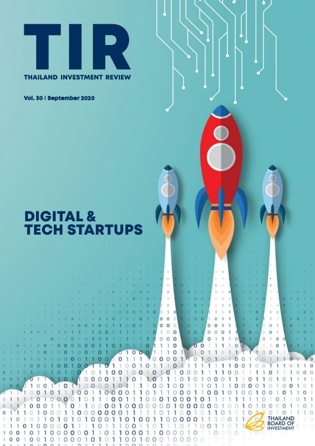 Vol. 30 l September 2020 DIGITAL & TECH STARTUPS