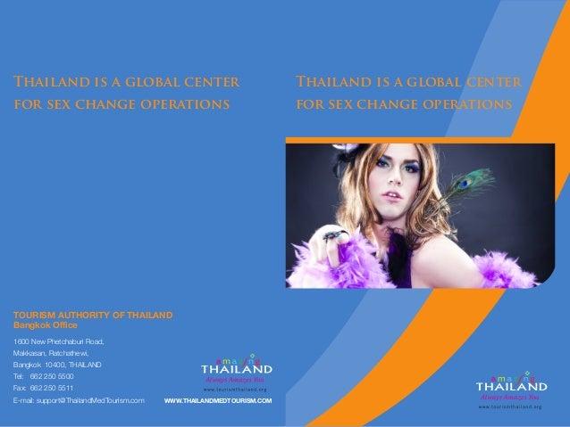 TOURISM AUTHORITY OF THAILAND Bangkok Office 1600 New Phetchaburi Road, Makkasan, Ratchathewi, Bangkok 10400, THAILAND Tel...