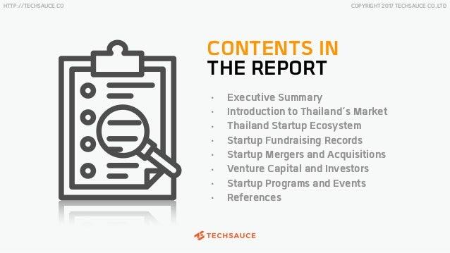 Thailand tech startup ecosystem report q2 2018 by techsauce Slide 3