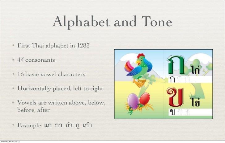 basic thai language for beginner pdf