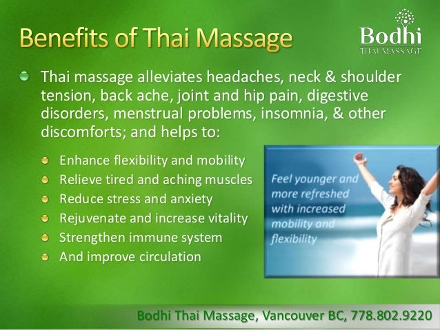 body and soul thai massage bästa datingsidan