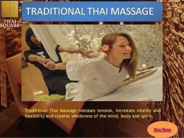 Thai square spa body treatments Slide 2