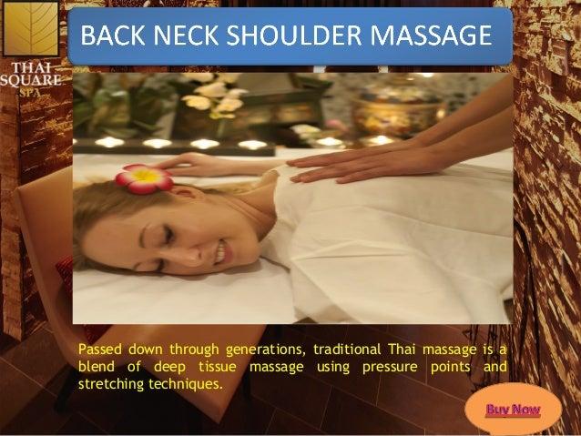 Thai square spa body treatments Slide 3