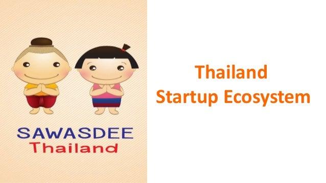 ThailandStartup Ecosystem