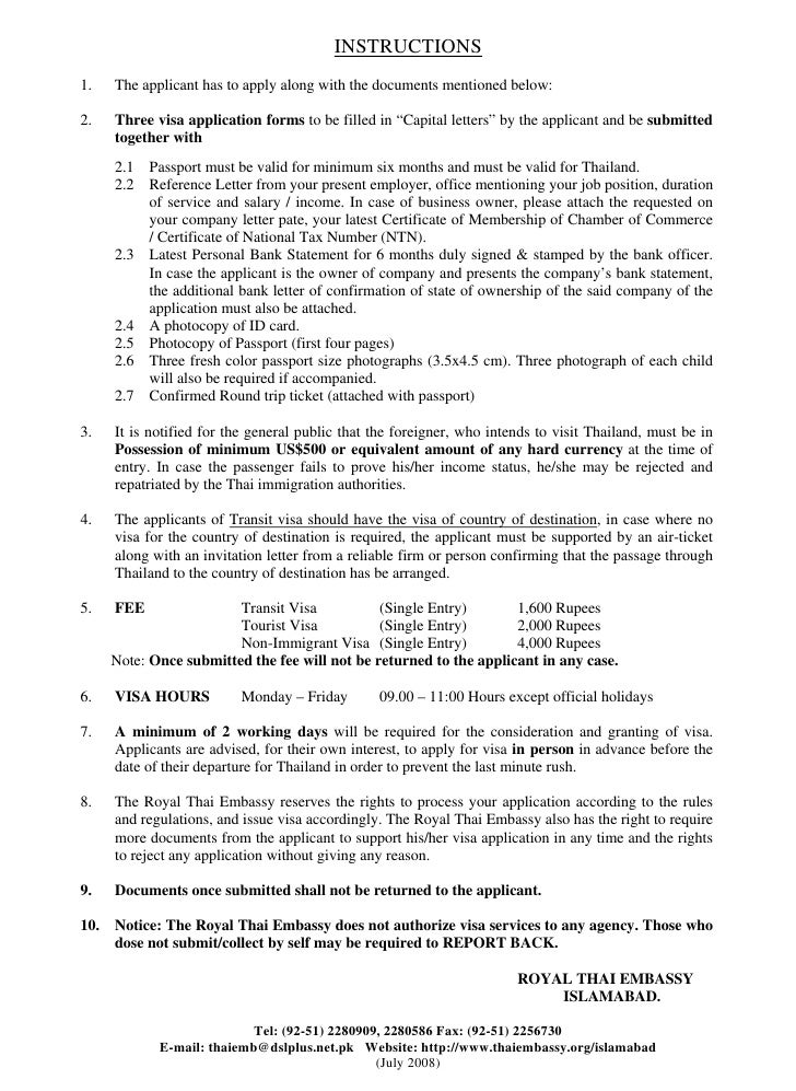 Thai visa form website 2012 2 stopboris Gallery