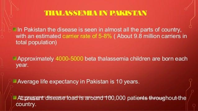 Thalassemia cpc