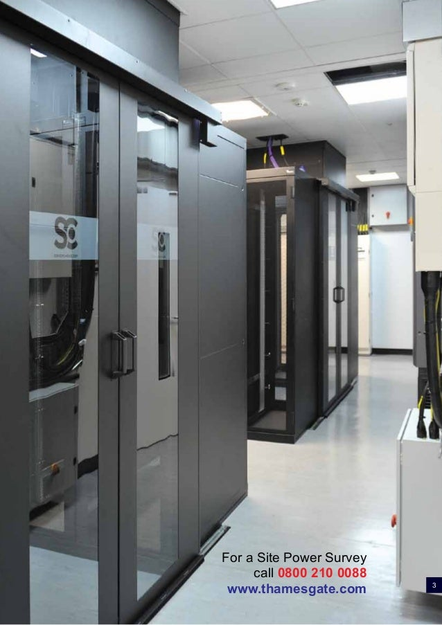 Thamesgate World Class Electical Power And Energy Solutions In London
