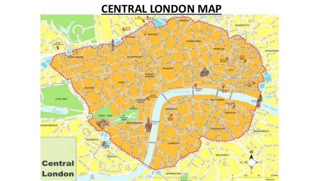 C.LONDON NEIGHBOURING BUILDINGMAP