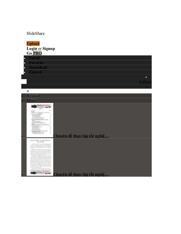 SlideShare        Upload        Login or Signup        Go PRO    •    Email    •    Favorite    •    Download    •    Embe...