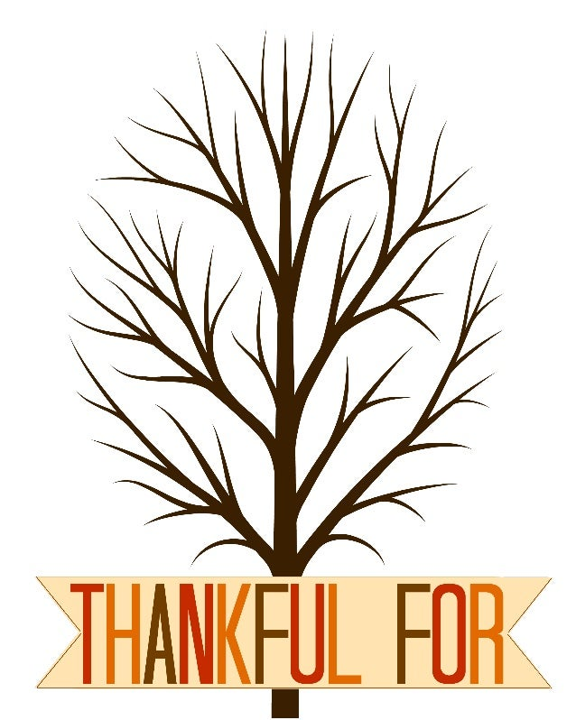 Zany image with regard to thankful leaves printable