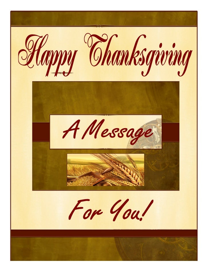 We are thankful that you've been a  faithful part of our family over the  past year. We are blessed by yourvisits, comment...