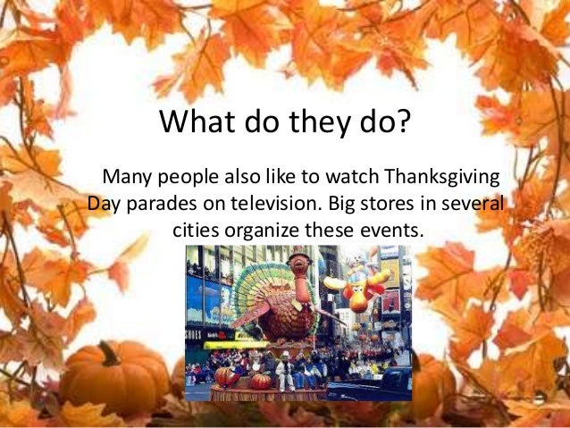 What do do on thanksgiving day 100 images thanksgiving for What do people eat on thanksgiving