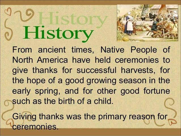 """a history of thanksgiving day in america Like columbus day, the holiday is viewed by many to be a celebration of the conquest of native americans by colonists several native americans see thanksgiving as an embellished narrative of """"pilgrims and natives looking past their differences"""" to break bread professor robert jensen of the university."""