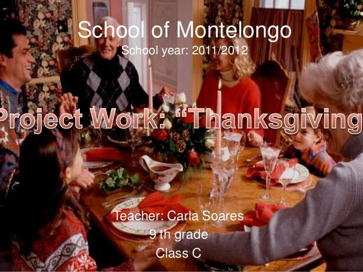 School of Montelongo    School year: 2011/2012   Teacher: Carla Soares        9 th grade         Class C