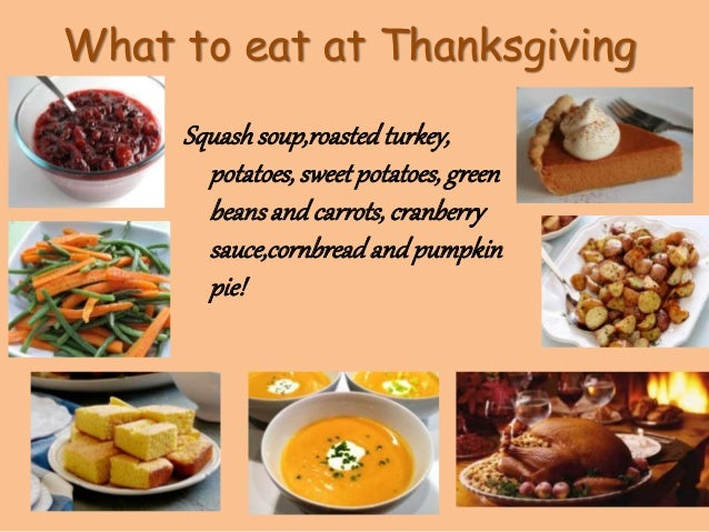 What to eat for thanksgiving day 100 images what is for What to serve for thanksgiving lunch