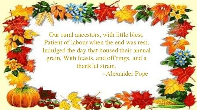 thankful love poems