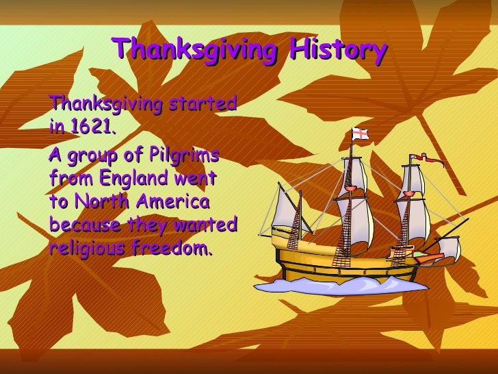 a history of thanksgiving day in america The very first thanksgiving celebration in north america took  another reason for canadian thanksgiving  canadian, thanksgiving, day, history, origin.
