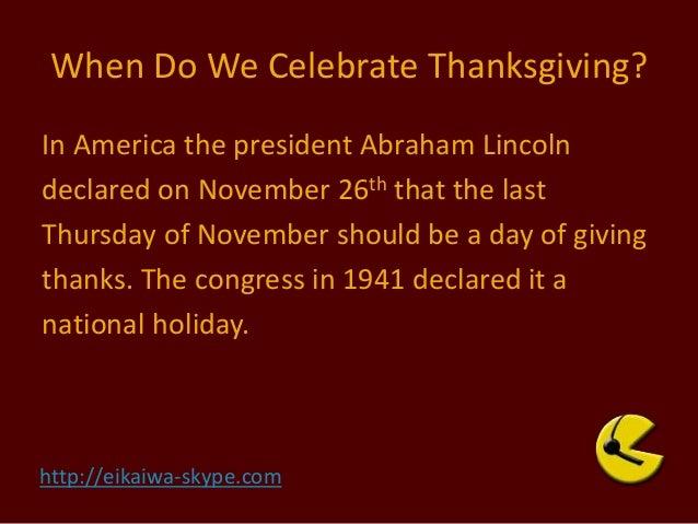 Thanksgiving Slide 2