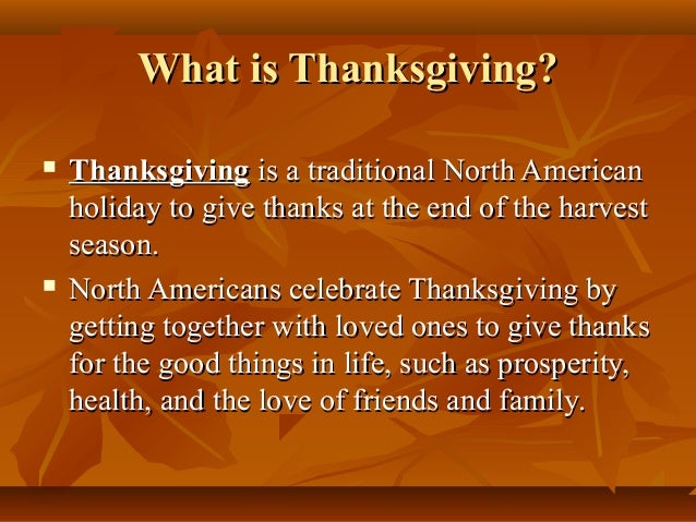 Image result for what is thanksgiving