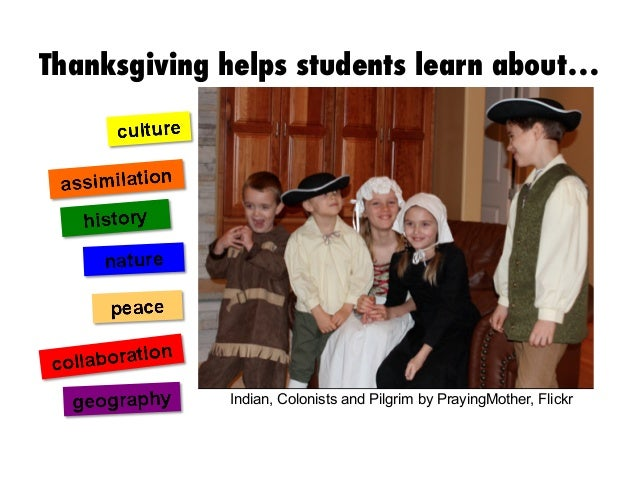 Thanksgiving Activities, Apps and Resources for Learners Slide 3