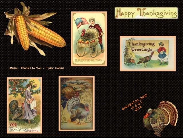 Thanksgiving Vintage. Gratitude Quotes