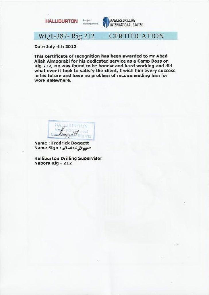 Thanks Letter (Abdullah Almughrabi)