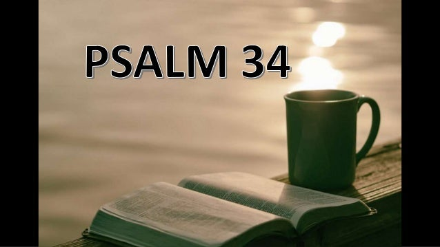 Alleluia Alleluia Psalm 34 1 I will bless the Lord at all times; his praise shall continually be in my mouth. 2 My soul ma...