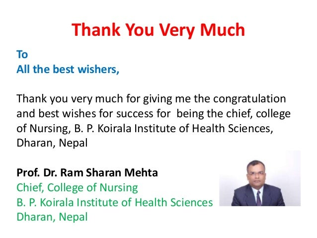 Thank You Very Much To All the best wishers, Thank you very much for giving me the congratulation and best wishes for succ...