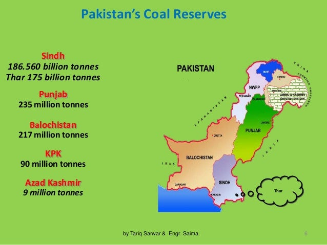 Thar Coal A Black Treasure Of Pakistan Series Of