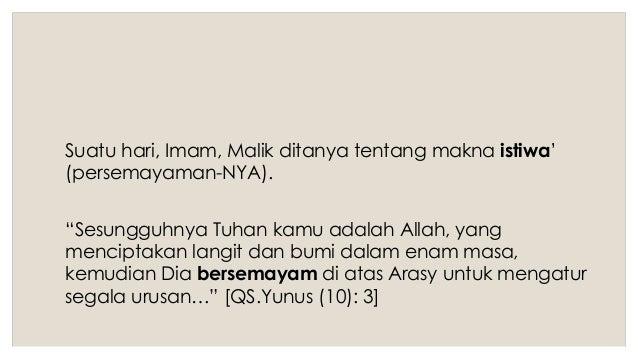 Thariqul iman