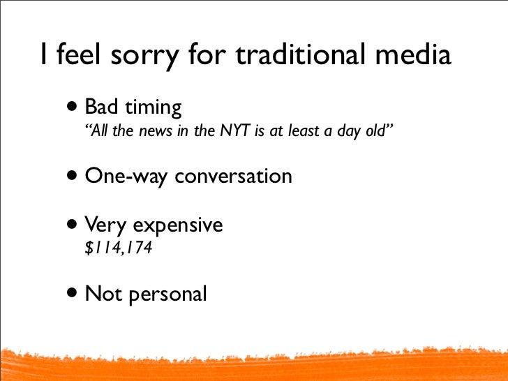 Texas Hospital Association - Social Media ROI Reform presentation Slide 3