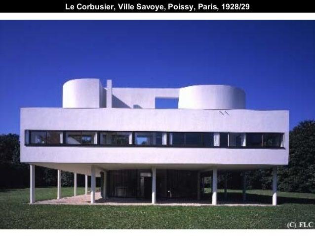 Thau Arq 1 Aula 1 Principios Arquitetura Moderna