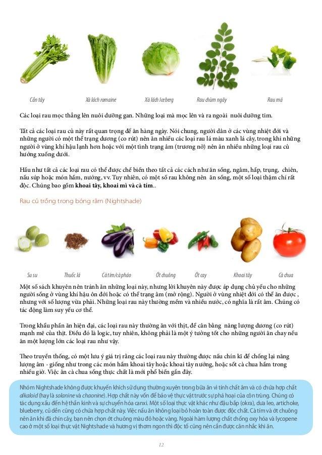 12 Các loại rau mọc thẳng lên nuôi dưỡng gan. Những loại mà mọc lên và ra ngoài nuôi dưỡng tim. Tất cả các loại rau củ này...