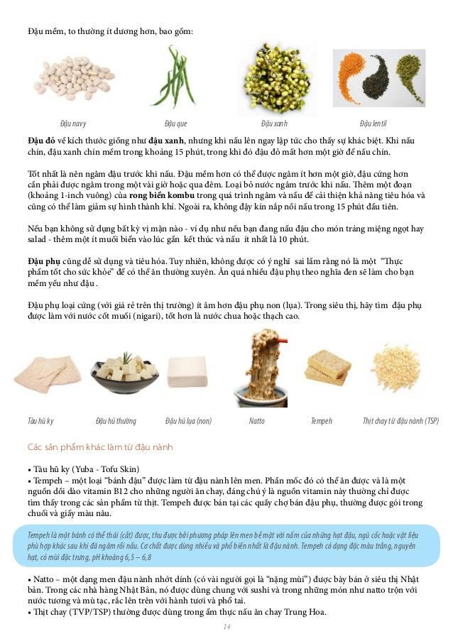 14 Đậu mềm, to thường ít dương hơn, bao gồm: Đậu đỏ về kích thước giống như đậu xanh, nhưng khi nấu lên ngay lập tức cho t...