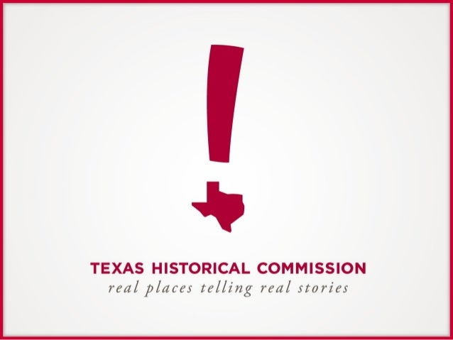 Real Places Telling Real Stories on Instagram  @txhistcomm  instagram.com/txhistcomm  Rob Hodges  Social Media Coordinator...