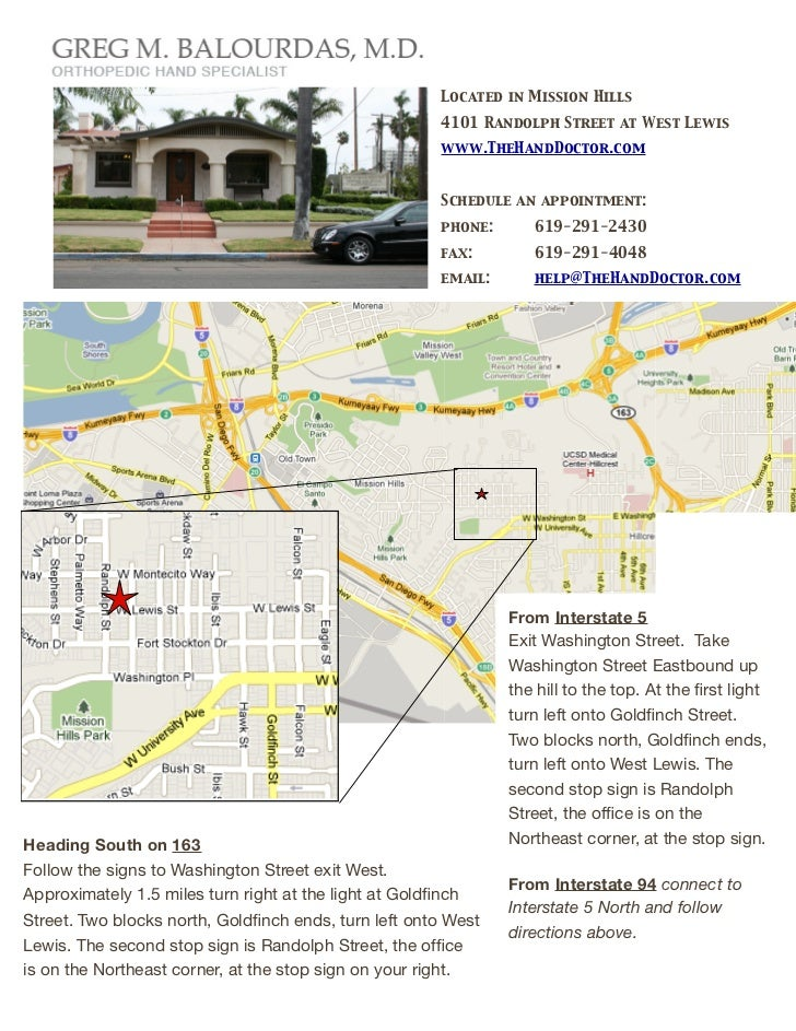 Located in Mission Hills                                                        4101 Randolph Street at West Lewis        ...