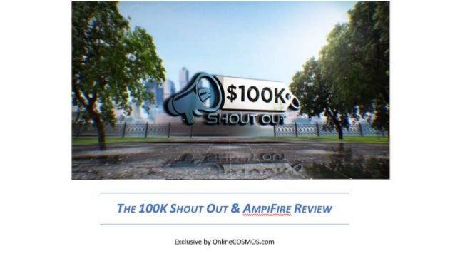 The 100K Shout Out Review and Best Shoutout Bonus (Chris Munch Course Revealed!)