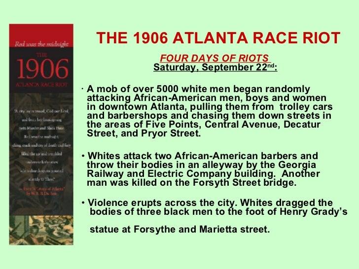 List of ethnic riots