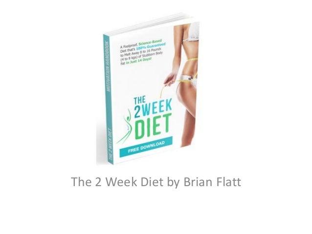 2 week diet preview