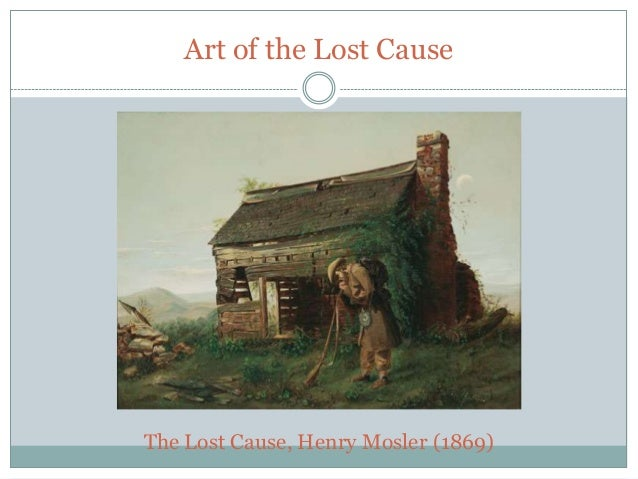 HENRY MOSLER PRINT LOST CAUSE NOT AVAILABLE TO THE PUBLIC SINCE THE 1870/'s