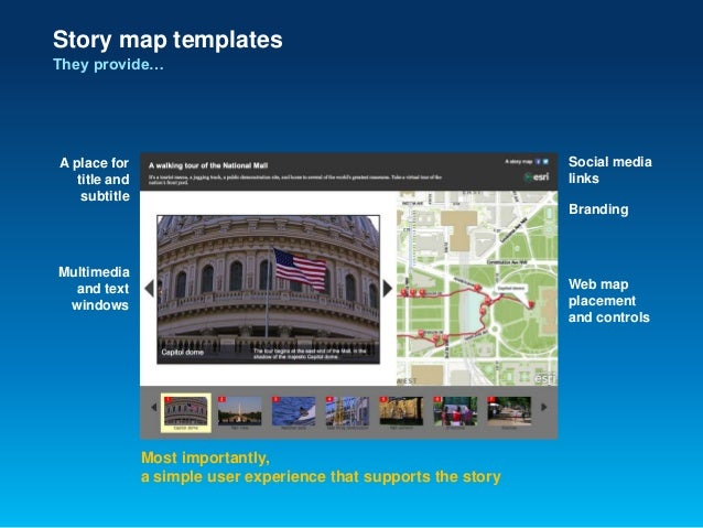the stories maps tell