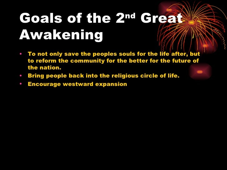 second great awakening 2 essay And rating guide for part ii (thematic essay) scoring the  the  second great awakening, a religious revival that occurred during.