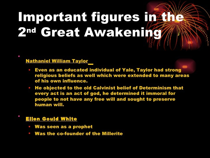 the second great awakening The second great awakening the second great awakening, which spread religion through revivals and emotional preaching, sparked a number of reform movements.