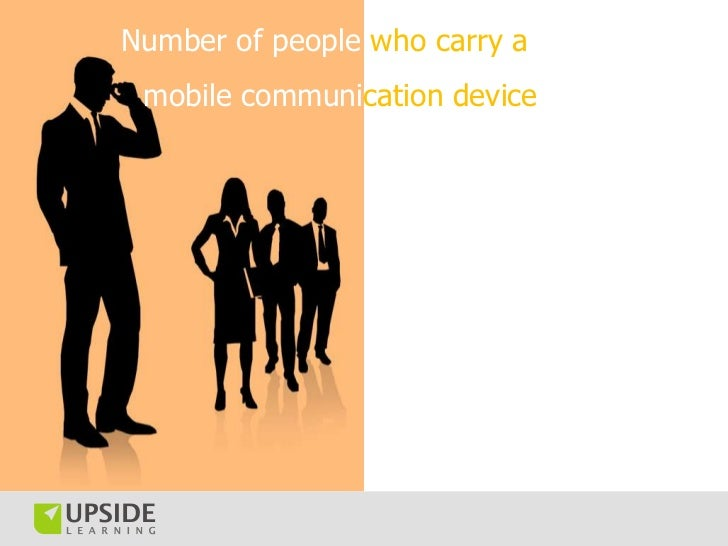 The Advent Of Mobile Learning Technology Slide 2