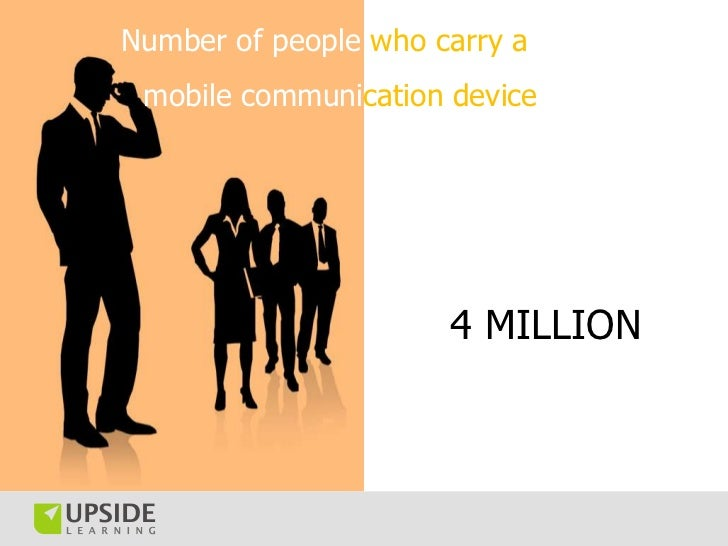 The Advent Of Mobile Learning Technology Slide 3